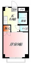 ★お財布に優しい都市ガス賃貸マンション★