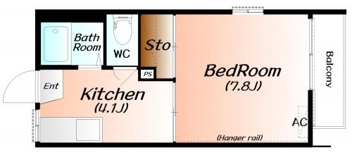 新築には無い「個性」で暮らしを楽しくするお部屋です