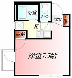 *天井の高さが3.7mと開放的なお部屋 *お財布に優しい都市ガス仕様です