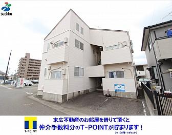 ◆JR高崎線 行田駅 徒歩3分◆駐車場1台付無料◆