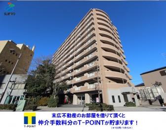 分譲賃貸マンション*熊谷駅徒歩9分の立地*