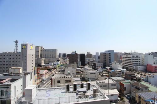 ◆10階ならではの眺望◆