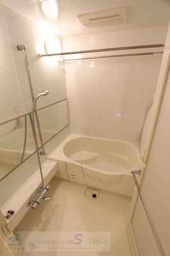 浴室はゆったり快適な1418タイプ♪浴室暖房乾燥システム完備♪