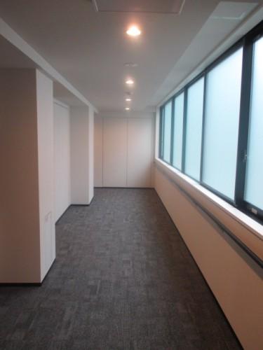 居室前内廊下