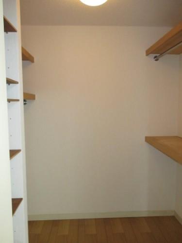 2階 ウォークインクローゼット