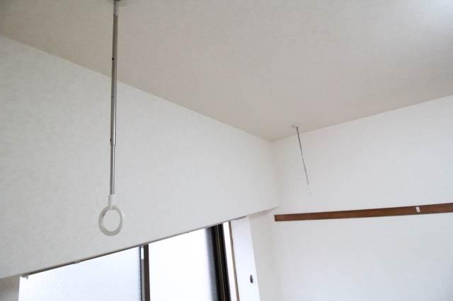 室内物干し竿