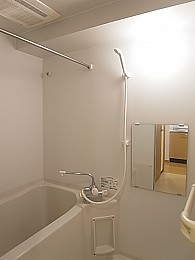 浴室換気乾燥機付バス