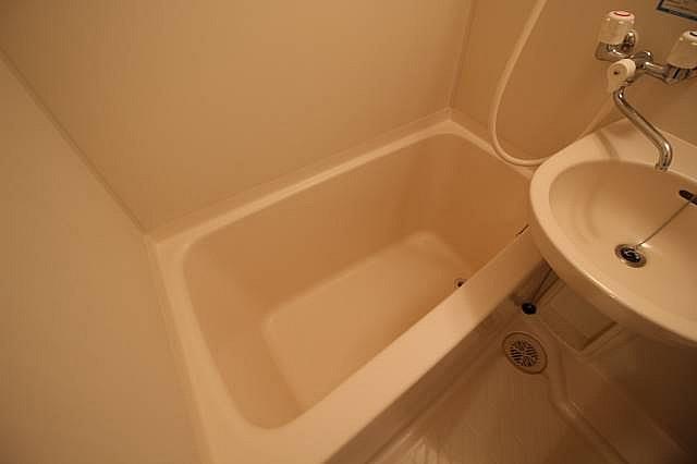 浴槽広いです