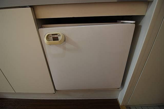 ミニ冷蔵庫 使わない場合は収納に