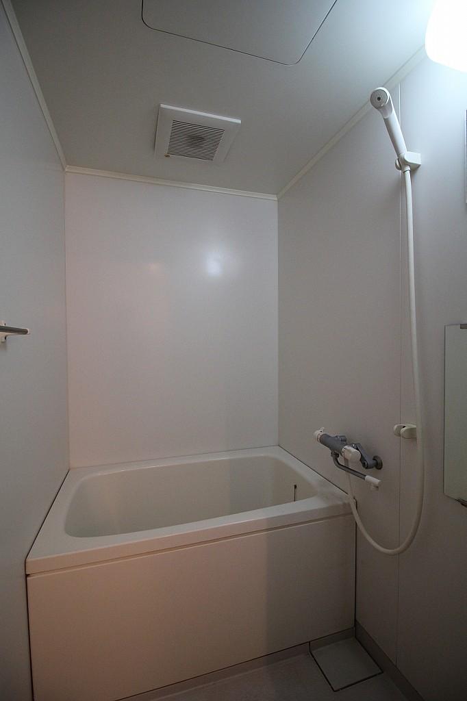 広めの浴槽