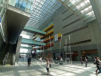 二子玉川RISEショッピングセンターまで自転車で15分!