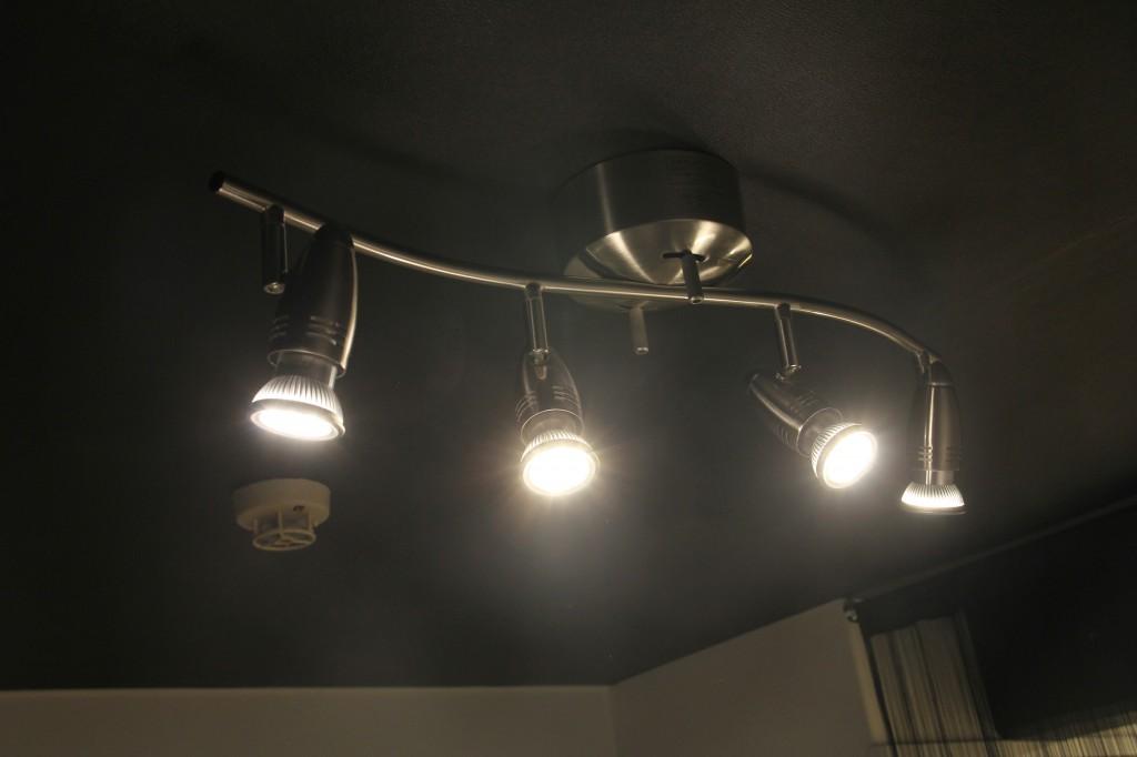 照明器具です。