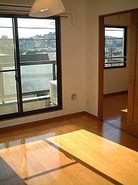 ◆居室内◆ 南向き日当り良好です