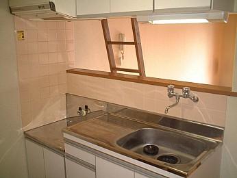 ◆キッチン◆ お洒落な対面式キッチン