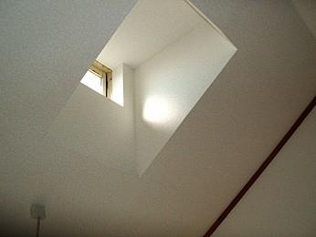 天窓あります
