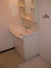◆洗面室◆ 独立洗面台あります
