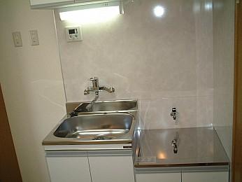 ◆キッチン◆ シングルレバー水栓