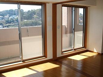 ◆居室内◆ 南向き日当り眺望良好です