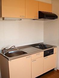 ◆キッチン◆ 2口グリル付システムキッチン