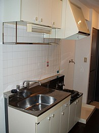 ◆キッチン◆ ガスコンロ設置できます