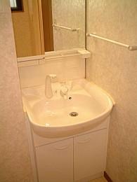 ◆洗面台◆ シャワー付です