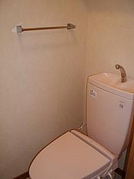 ◆トイレ◆ 暖房便座ついてます