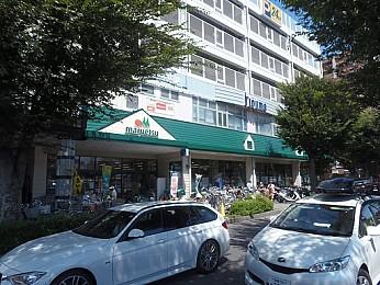鶴川駅前マルエツ・マクドナルド
