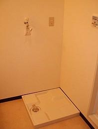 ◆洗濯機置場◆ 防水パンあります