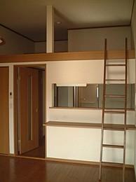 ◆居室内◆ ロフトは広さ約4帖