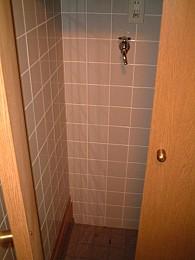 ◆洗濯機置場◆ 洗濯機置場に扉付いてます