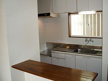 ◆キッチン◆ カウンターテーブルあります