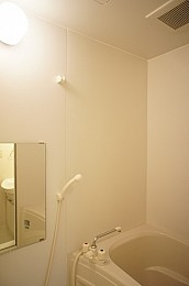 浴室内です。