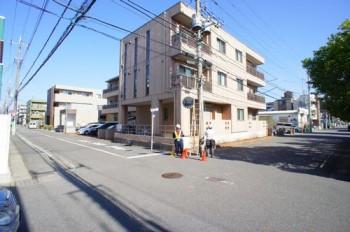 積水ハウスの賃貸住宅シャーメゾンです。最寄駅武蔵新城駅徒歩圏で買い物等にも困らない住環境です。