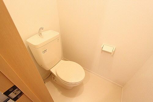 トイレは標準仕様