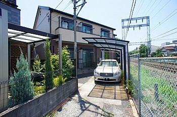 JR南武線向河原駅・JR横須賀線武蔵小杉駅が利用できます。