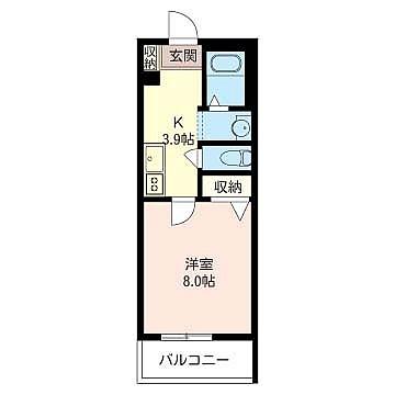 8帖以上のゆったりした居室、独立洗面台等現在のニーズに合ったプランです。