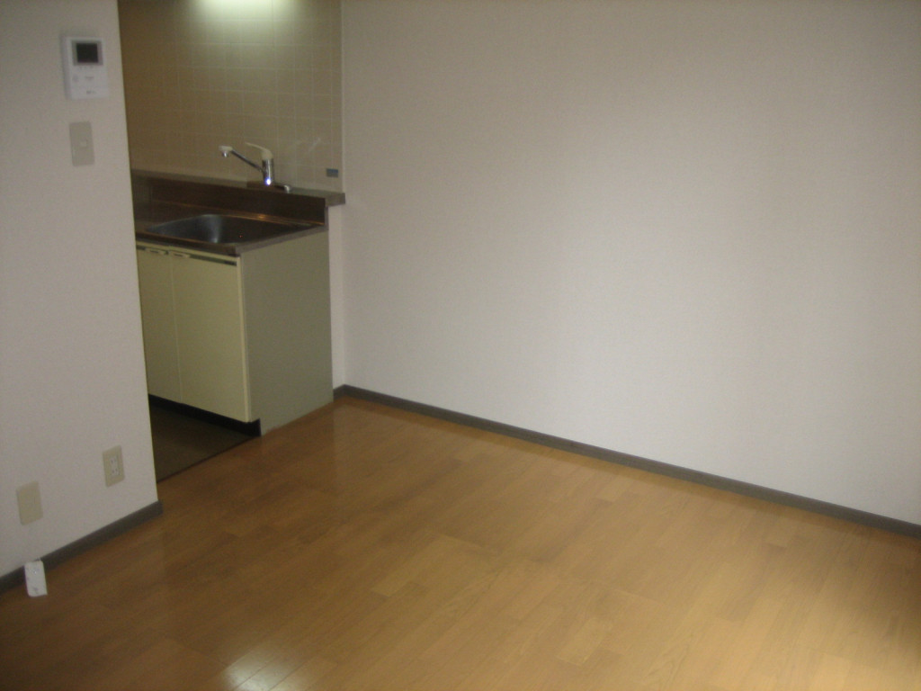 室内空間です!