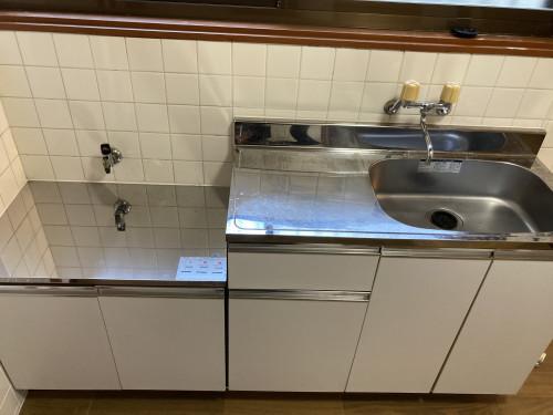 2口ガスコンロ対応キッチン!