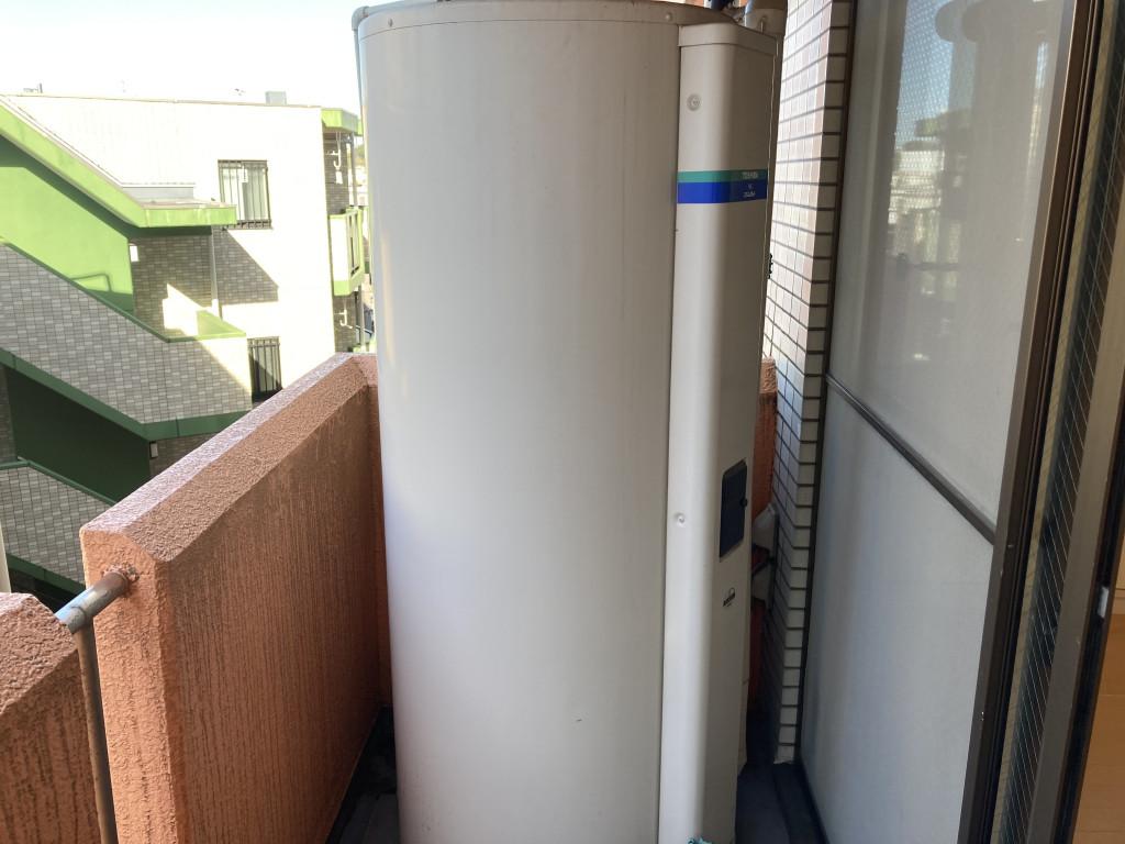 電気温水器!