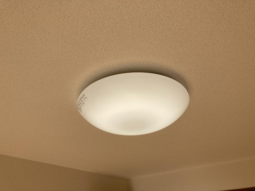 全室照明器具付です!
