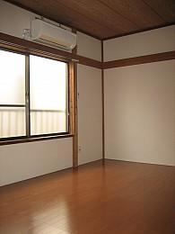 洋室6帖 床:フローリング張り