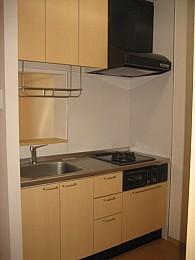 システムガス2口キッチンです!