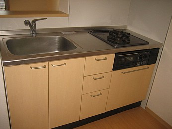 使い易いキッチン台です!