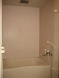 ゆったりした浴室室内です!