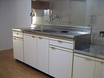 使い易い2口ガスコンロ設置可キッチンです!