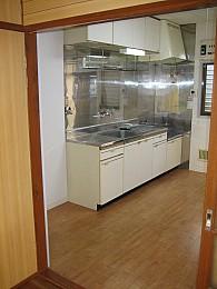 キッチンスペースです!