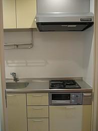 使い易いシステムキッチンです!