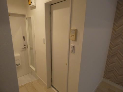 浴室入口!