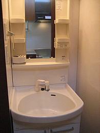 シャンプードレッサー洗面化粧台です!