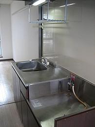 ゆとりのキッチン台です!